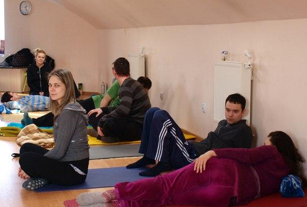 """10-11 марта 2012 года , Йога-студия """"Анандам"""" (3)"""