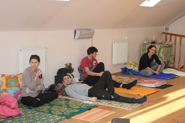 """17-18 декабря 2011 , Йога-студия """"Анандам"""" (3)"""