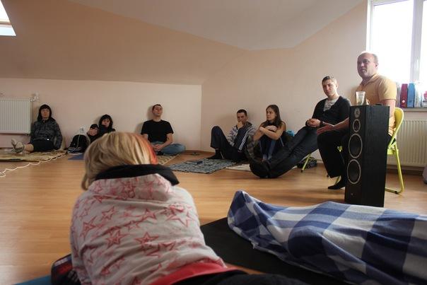 """17-18 декабря 2011 , Йога-студия """"Анандам"""" (6)"""