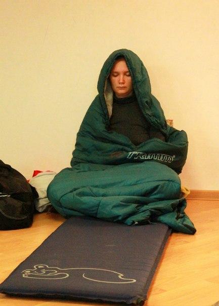 """2 - 3 ноября 2012 года , Йога-студия """"Анандам"""" (4)"""