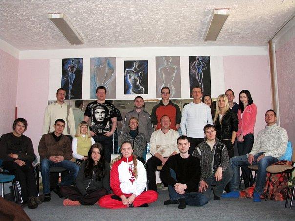 "24 - 25 апреля 2010 года,  ДК ""Цепрус"""