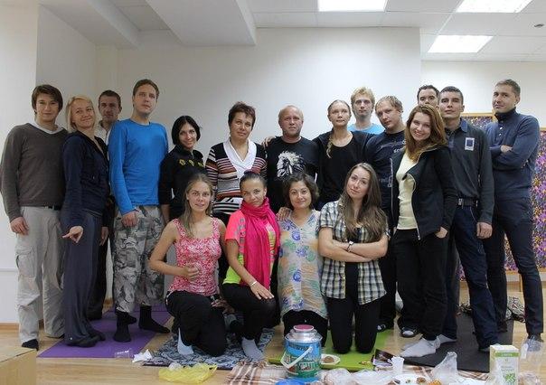"""2013 сентябрь 21-22,  Студия йоги """"Сурья"""""""
