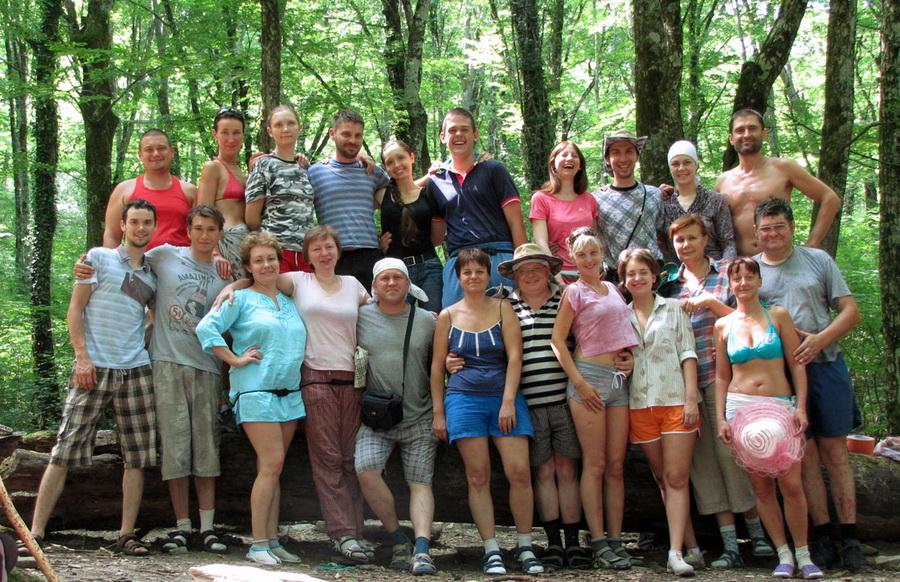Тренинг  «Кин-дза-дза» — июнь 2012