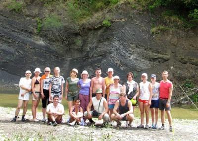 Тренинг «Катарсец»  — август 2011