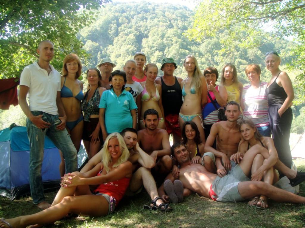 Тропа Мага — август 2010 — Лунный тренинг