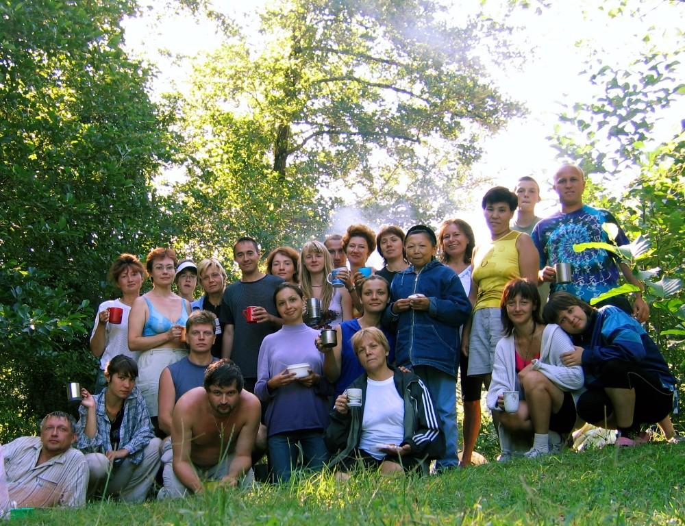 Тропа Мага — август 2005 — первый «Лунный» тренинг