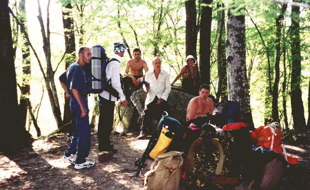 Первые Тропы Мага — Кавказ 2000-2002 г.г.